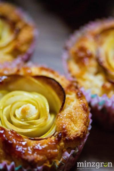 Apfel Kokos Muffins
