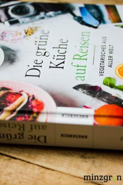 Buchvorstellung: Die grüne Küche auf Reisen | minzgrün