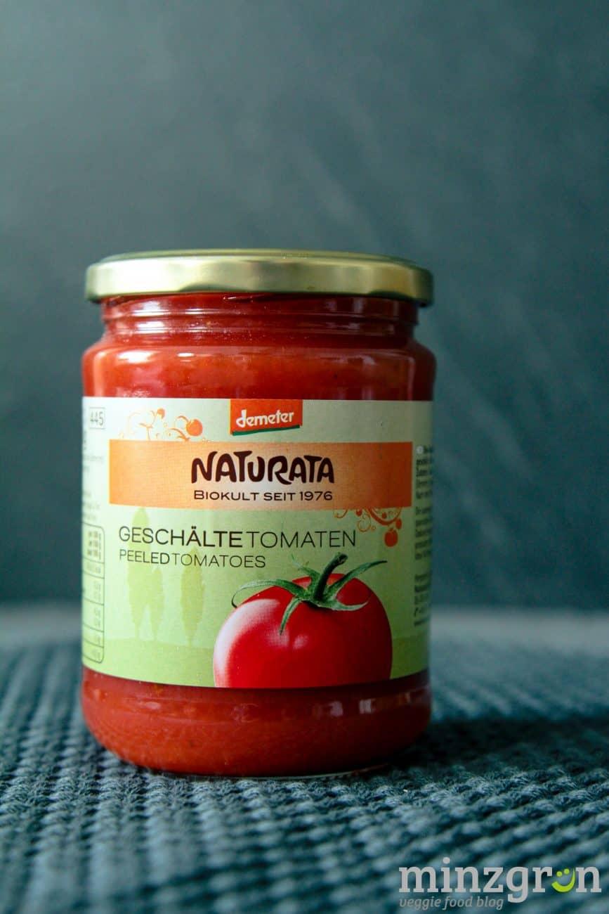 Geschälte Tomaten Naturata
