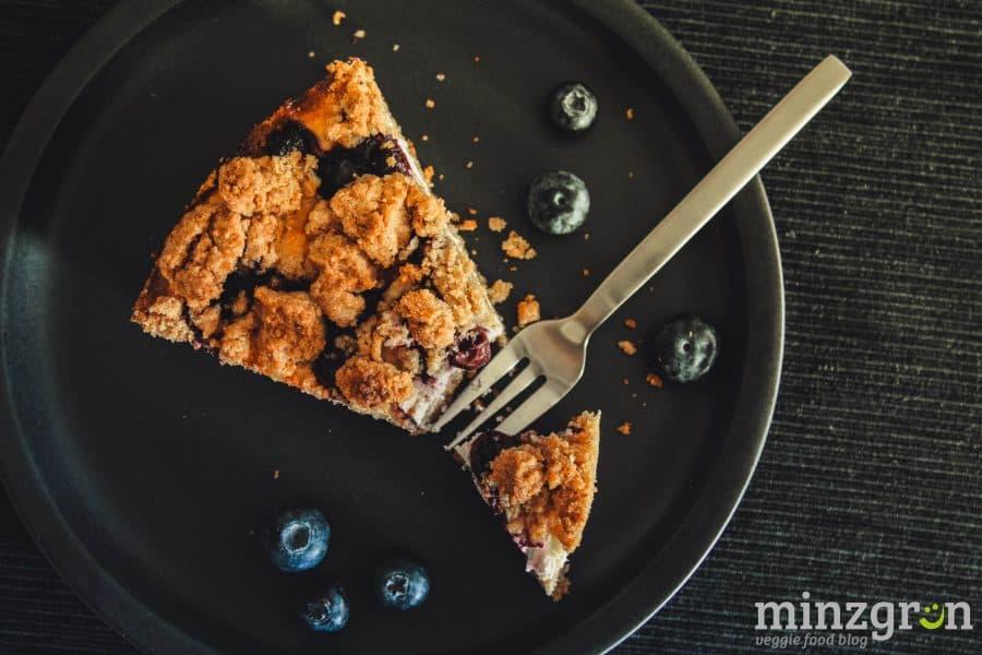 blaubeer cheesecake
