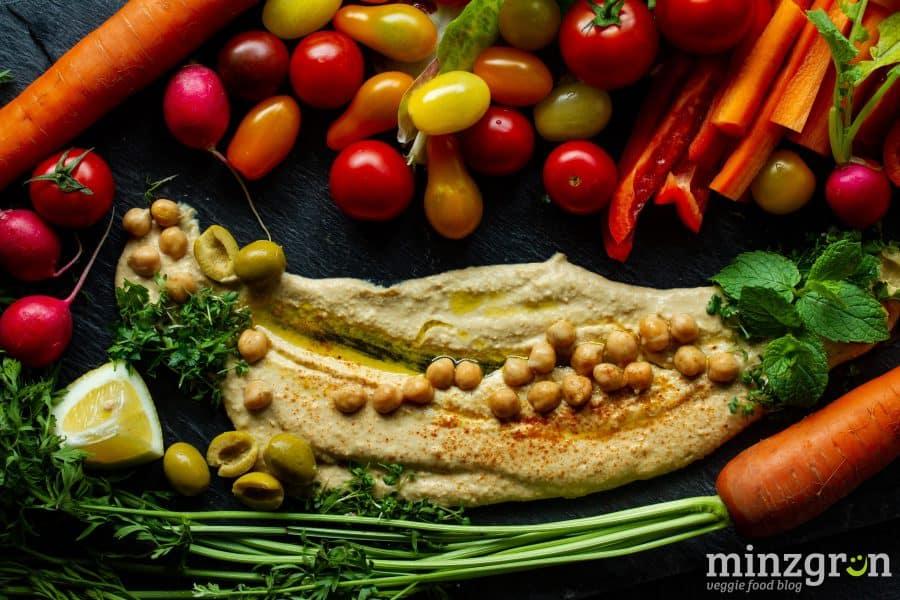 Basic Hummus Rezept