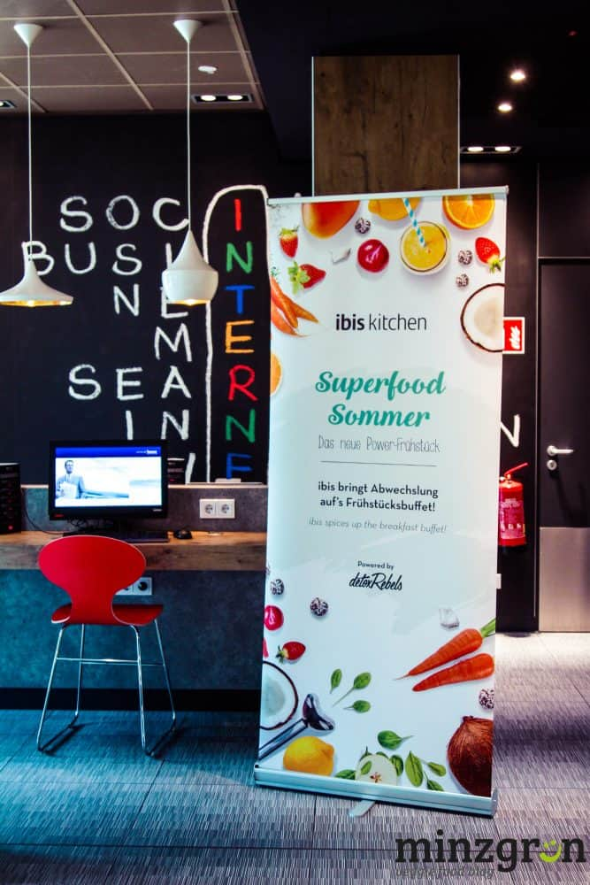 Superfood-Sommer bei ibis