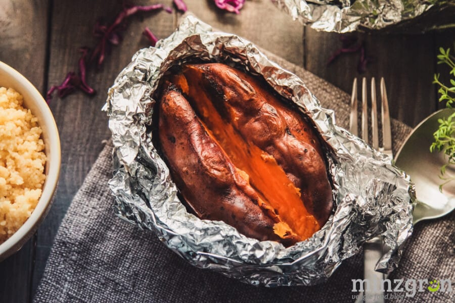 Kumpir Ofensüßkartoffel