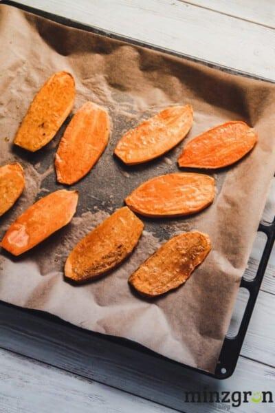 Süßkartoffeltoasties