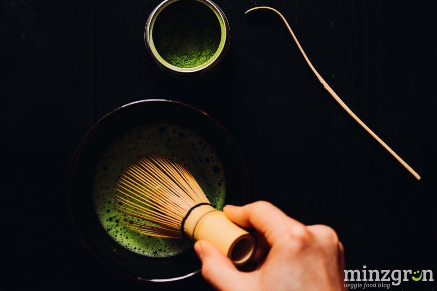 Matcha Zubereitung